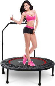 Trampolín para fitness máximo 120 kg
