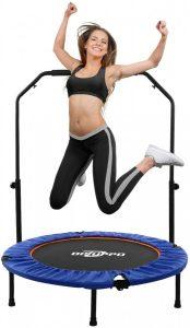 Trampolín para fitness para interior y exterior