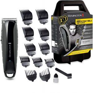 Afeitadora corporal para hombre con cortapelos