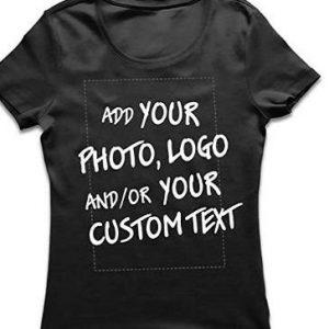 Camiseta personalizada de mujer Lepni