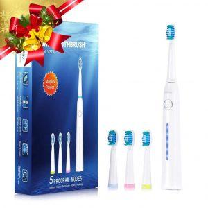 Cepillo de dientes eléctrico con 5 modos