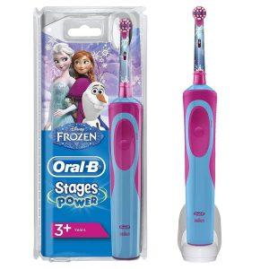 Cepillo eléctrico infantil Frozen