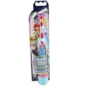 Cepillo eléctrico infantil princesas
