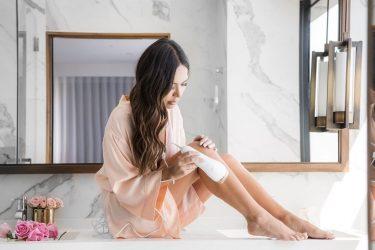 Consejos para depilarte en casa con luz pulsada