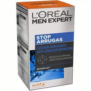 Cremas antiarrugas Men expert
