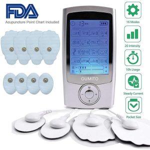 Electroestimulador muscular seguro