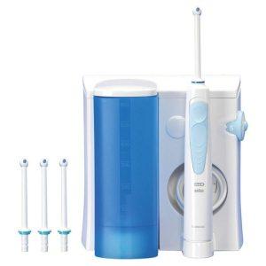 Irrigador dental oral b para restos de comida