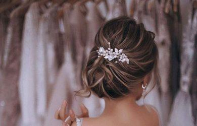 Tocados de boda