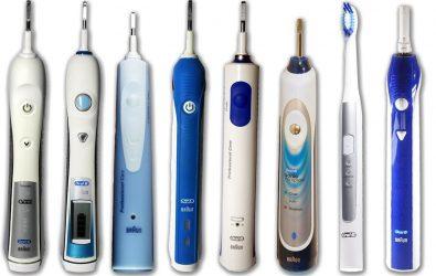 Cepillos eléctricos oral b