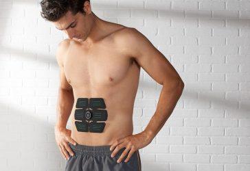 Electroestimuladores abdominales