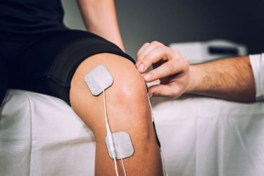 Electroestimuladores musculares
