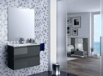 Muebles de baño de fondo reducido
