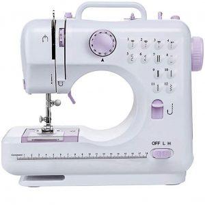 Máquina de coser barata con 12 programas