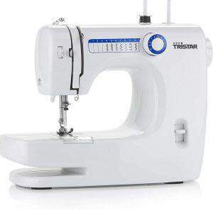Máquina de coser barata con luz incluida