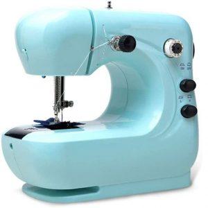 Máquina de coser barata mini