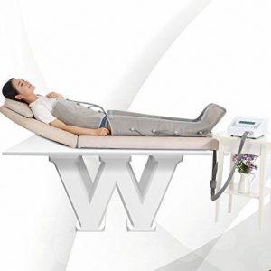 Máquina de presoterapia sistema integral