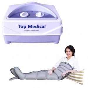 Máquina de presoterapia uso médico