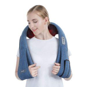 Masajeador cervical hombros y espalda