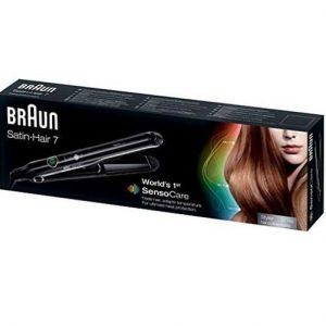 Plancha de pelo Braun Satir Hair
