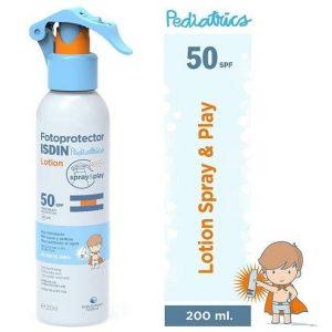 Protector solar para bebés SPF 50