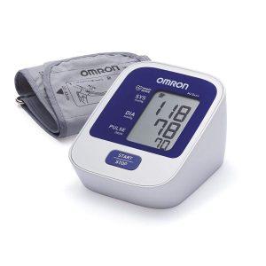 Pulsioxímetro y tensiómetro de brazo