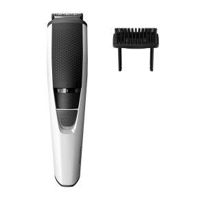Recortadora de barba con peine-guía