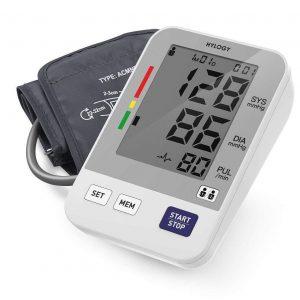 Tensiómetro digital con ahorro de energía
