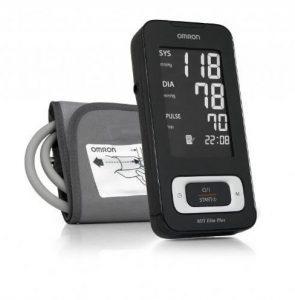 Tensiómetro digital con retroiluminación